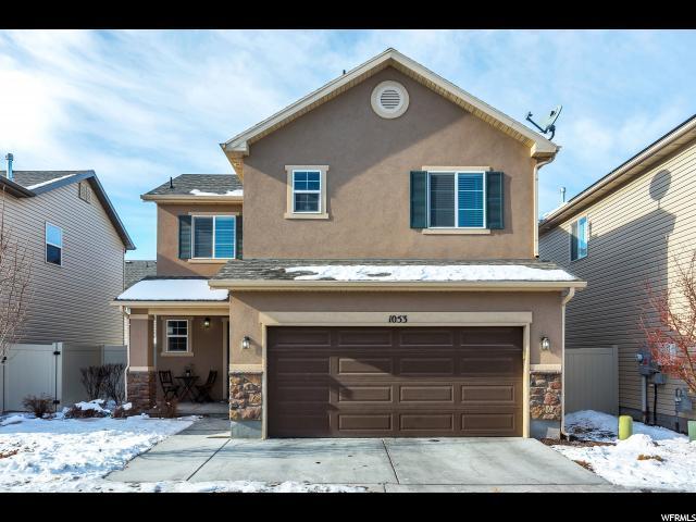 1053 W Stonehaven Dr, North Salt Lake, UT 84054 (#1573619) :: goBE Realty