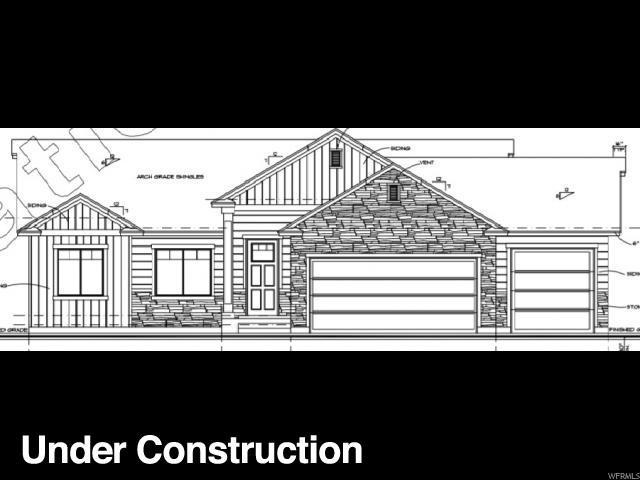 954 E 2050 N, North Ogden, UT 84414 (#1573640) :: Big Key Real Estate