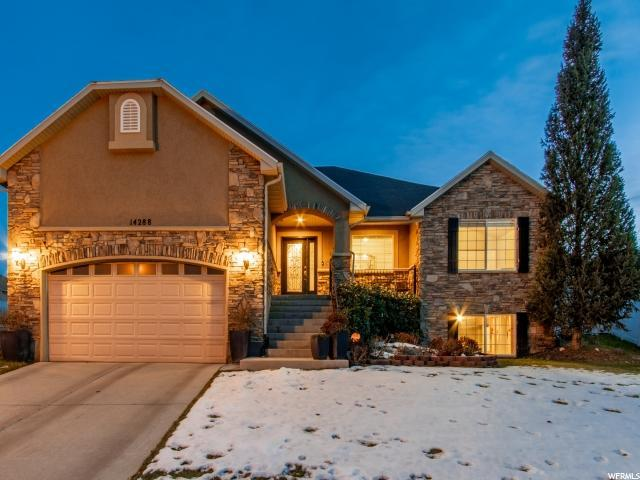 14288 S Heartstone Cir W, Herriman, UT 84096 (#1573651) :: The Fields Team