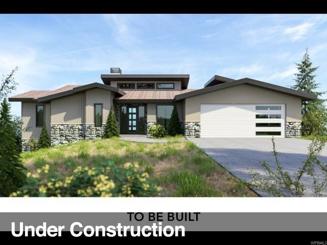 11575 White Tail Ct, Hideout, UT 84036 (MLS #1573676) :: High Country Properties