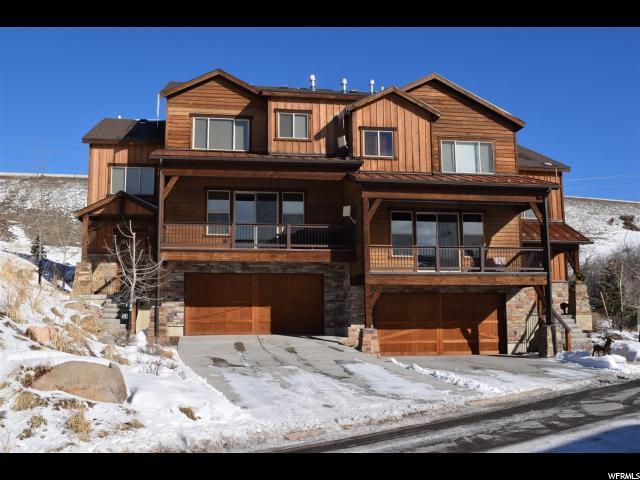 1507 E Longview Dr, Hideout, UT 84036 (MLS #1573685) :: High Country Properties