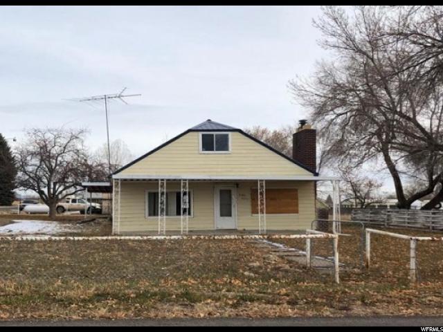 2071 W 9180 N, Roosevelt, UT 84066 (MLS #1573763) :: Lawson Real Estate Team - Engel & Völkers