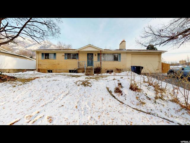 593 S Mountain Rd E, Fruit Heights, UT 84037 (MLS #1573767) :: Lawson Real Estate Team - Engel & Völkers
