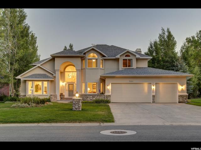 3201 W Creek Rd, Park City, UT 84098 (MLS #1573768) :: High Country Properties