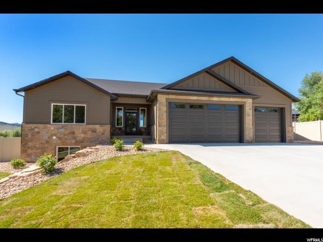410 Old Farm Ln, Coalville, UT 84017 (MLS #1573776) :: High Country Properties