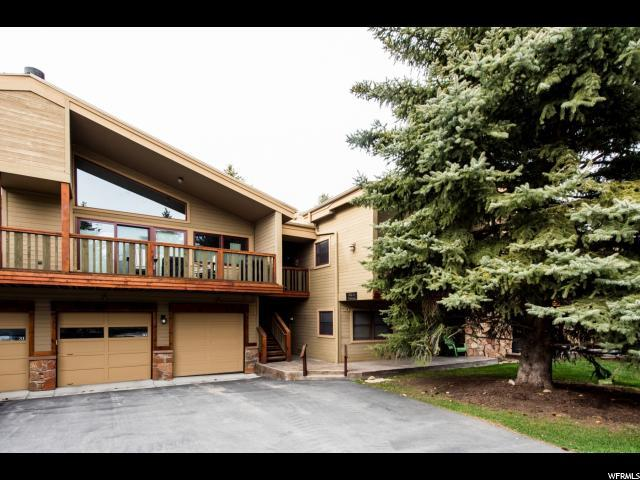 429 Saddle View Way #29, Park City, UT 84060 (#1573809) :: The Utah Homes Team with iPro Realty Network