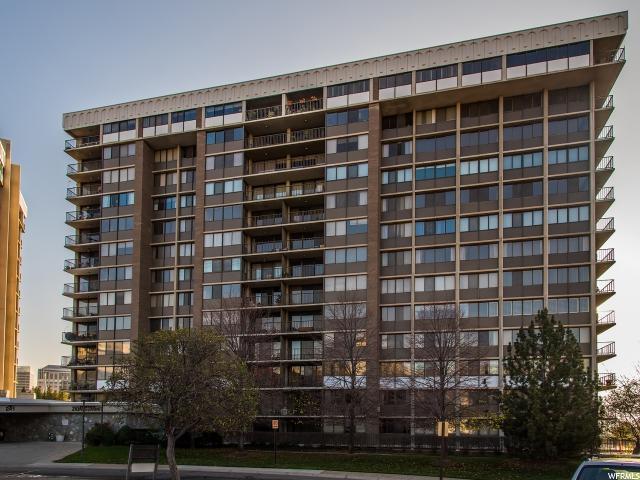 241 N Vine St 808E, Salt Lake City, UT 84103 (#1573890) :: Powerhouse Team | Premier Real Estate