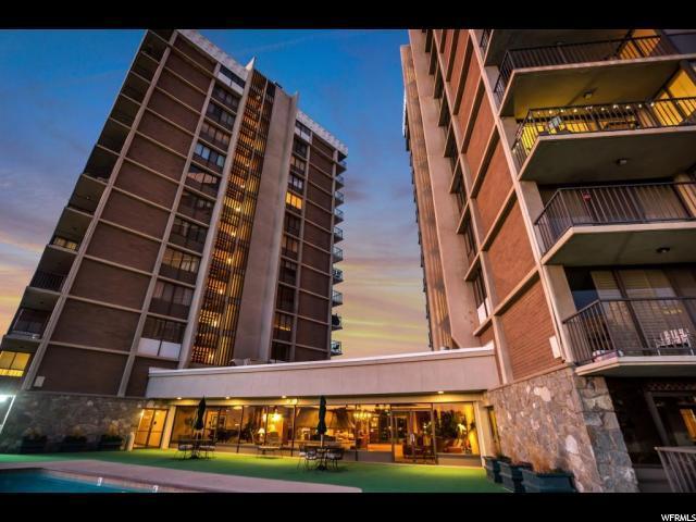 241 N Vine St E 902W, Salt Lake City, UT 84103 (#1573921) :: Powerhouse Team | Premier Real Estate