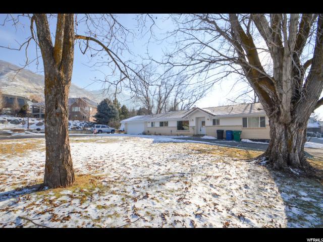 1389 E Baer Canyon Cyn, Fruit Heights, UT 84037 (MLS #1573982) :: Lawson Real Estate Team - Engel & Völkers