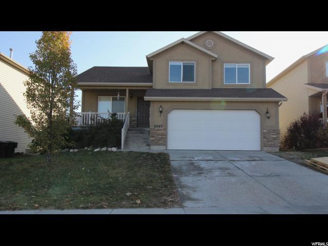 6247 W City Vistas Way, West Valley City, UT 84128 (#1574006) :: Colemere Realty Associates
