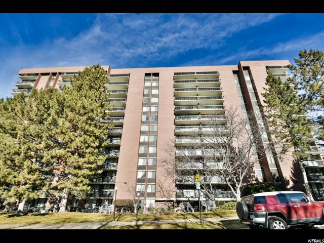 123 E 2Nd Ave N #1112, Salt Lake City, UT 84103 (#1574044) :: Colemere Realty Associates