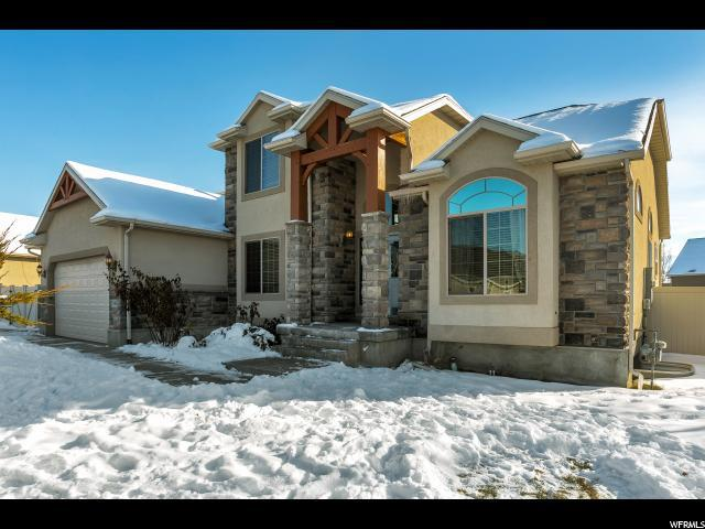348 E Warley Way N, Stansbury Park, UT 84074 (#1574088) :: The Fields Team