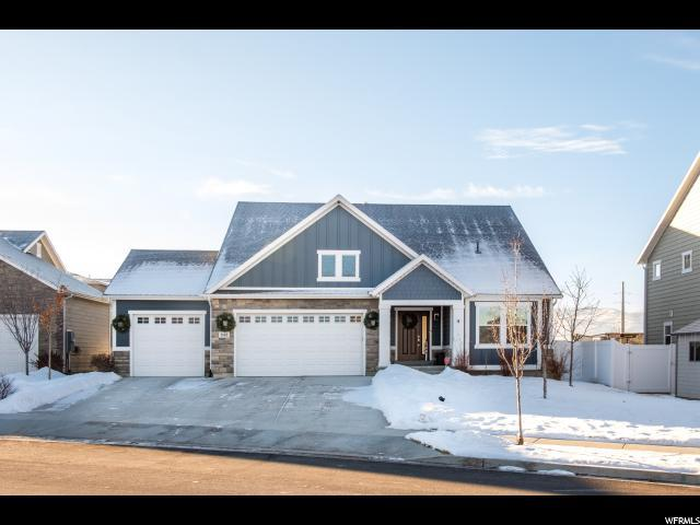 542 E Old Mill Dr, Heber City, UT 84032 (MLS #1574097) :: High Country Properties