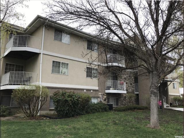 1273 N Riverside Ave #10, Provo, UT 84604 (#1574115) :: Big Key Real Estate