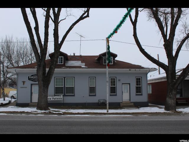 51 E Main St, Wellsville, UT 84339 (MLS #1574152) :: Lawson Real Estate Team - Engel & Völkers