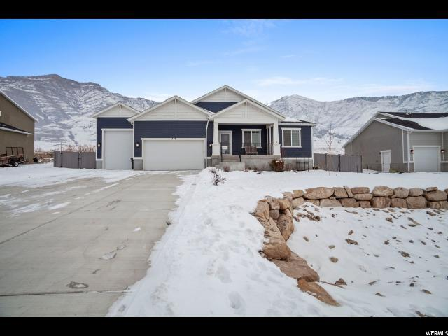 8498 Iron Horse Dr, Lake Point, UT 84074 (#1574183) :: The Fields Team