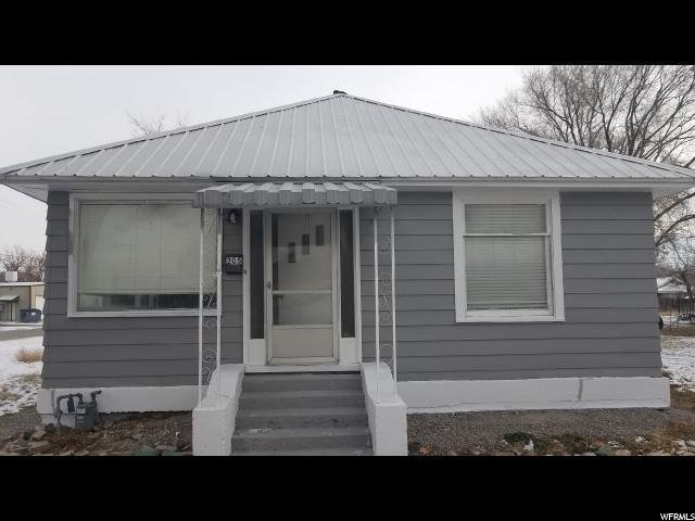 205 S 100 W, Tremonton, UT 84337 (MLS #1574215) :: Lawson Real Estate Team - Engel & Völkers