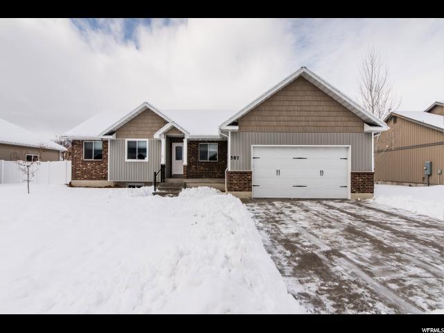 587 N 850 E, Wellsville, UT 84339 (MLS #1574272) :: Lawson Real Estate Team - Engel & Völkers