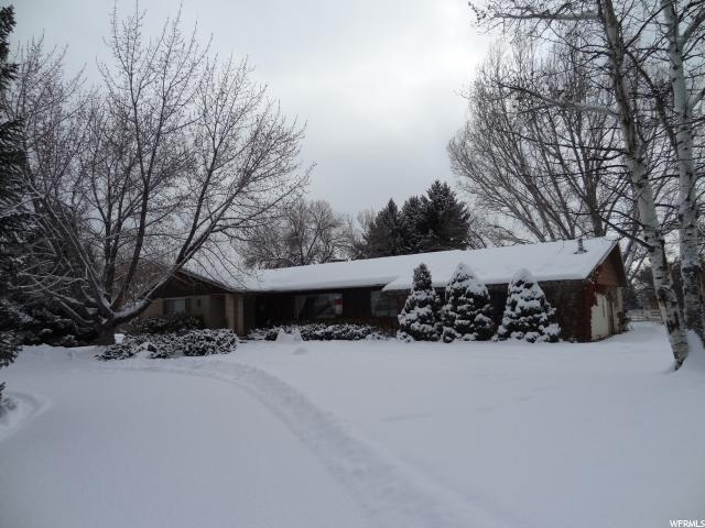 1425 W Main, Vernal, UT 84078 (MLS #1574290) :: Lawson Real Estate Team - Engel & Völkers