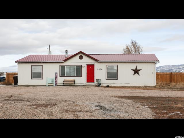 5520 N 3575 W, Cedar City, UT 84721 (MLS #1574319) :: Lawson Real Estate Team - Engel & Völkers