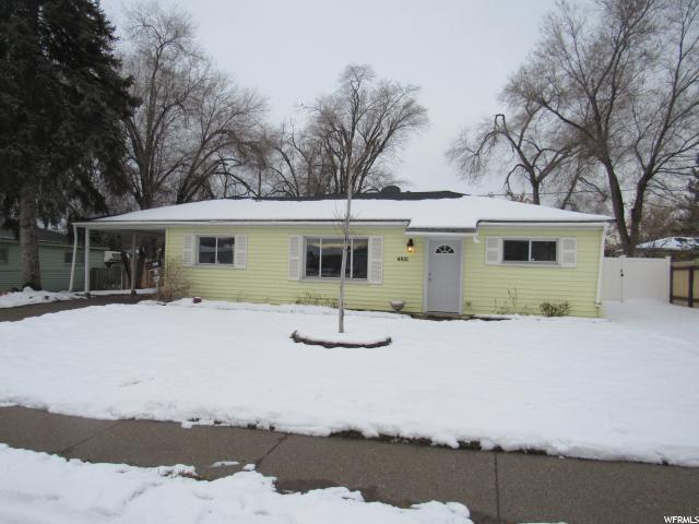 4821 W 4805 S, Salt Lake City, UT 84118 (#1574380) :: Eccles Group