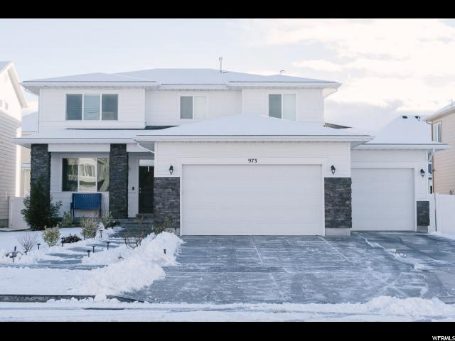 973 W Freedom Point Way S, Bluffdale, UT 84065 (#1574381) :: Red Sign Team