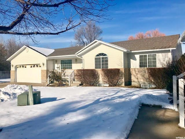 154 S 460 E, Logan, UT 84321 (MLS #1574405) :: Lawson Real Estate Team - Engel & Völkers