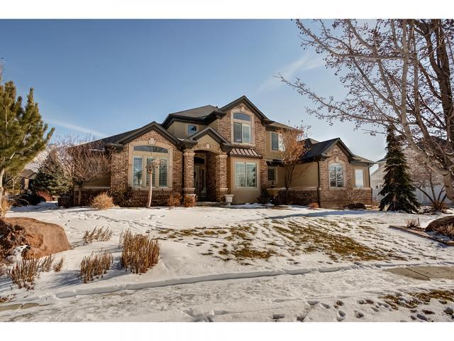 11932 N Harvest Moon Ln, Highland, UT 84003 (#1574436) :: Colemere Realty Associates