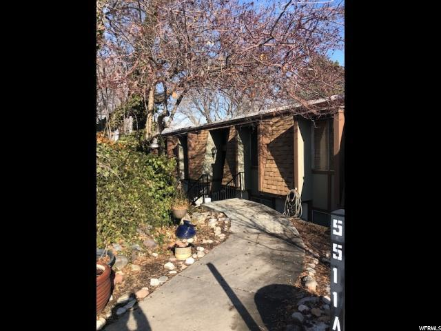 5515 S Willow Lane #A E, Murray, UT 84107 (#1574477) :: Colemere Realty Associates