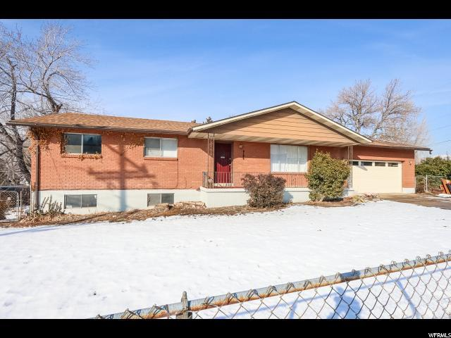 3188 S Orchard Dr W, Bountiful, UT 84010 (MLS #1574538) :: Lawson Real Estate Team - Engel & Völkers