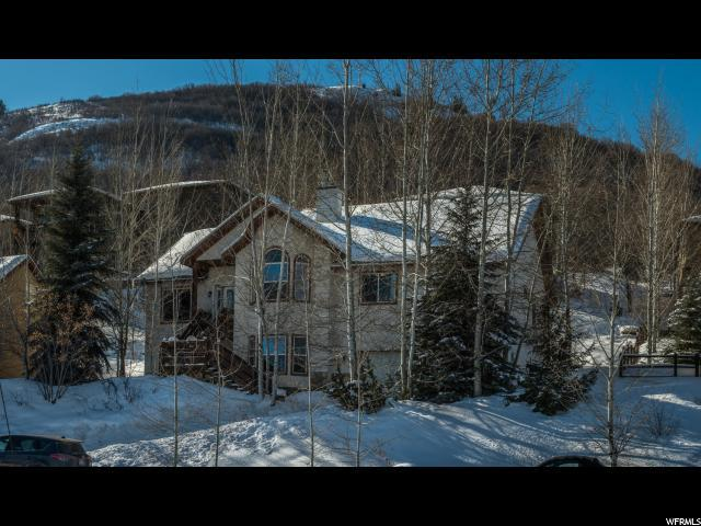 7483 Susans Cir, Park City, UT 84098 (#1574547) :: Powerhouse Team | Premier Real Estate
