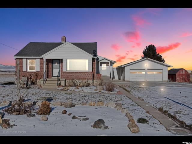 1465 E Main St E, Tremonton, UT 84337 (MLS #1574560) :: Lawson Real Estate Team - Engel & Völkers