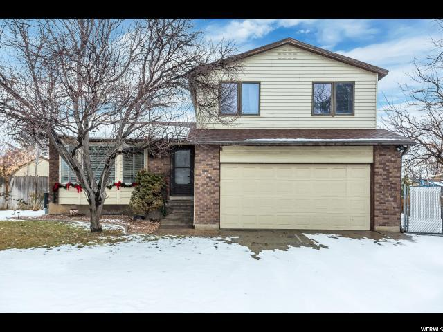 6491 S Coybrook Dr, Taylorsville, UT 84129 (#1574584) :: Exit Realty Success