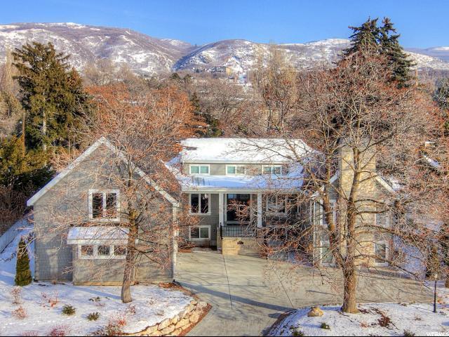 275 S 1300 E, Bountiful, UT 84010 (MLS #1574609) :: Lawson Real Estate Team - Engel & Völkers