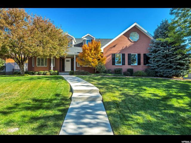 8015 S Danish Oaks Dr E, Cottonwood Heights, UT 84093 (#1574610) :: Colemere Realty Associates