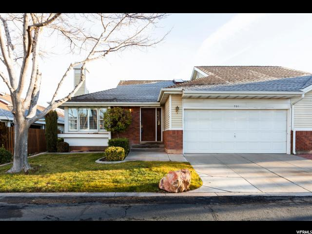 845 N Valley View Dr #701, St. George, UT 84770 (#1574651) :: Red Sign Team