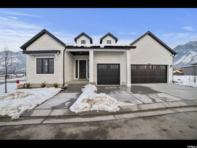 9293 S Monet Ln, Cottonwood Heights, UT 84093 (#1574656) :: The One Group