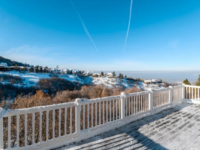 990 E Oakwood Dr, Bountiful, UT 84010 (#1574676) :: Bustos Real Estate | Keller Williams Utah Realtors