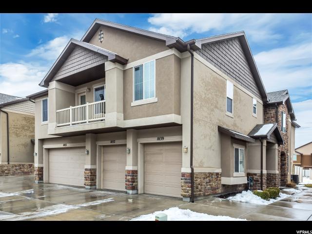 1039 W Allington Dr, North Salt Lake, UT 84054 (#1574745) :: goBE Realty