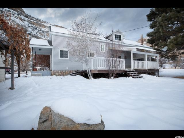 3924 N Dry Fork Canyon Rd W, Vernal, UT 84078 (#1574809) :: Powerhouse Team | Premier Real Estate