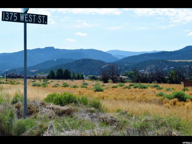 290 S 1375 W, Parowan, UT 84761 (#1574823) :: Bustos Real Estate | Keller Williams Utah Realtors
