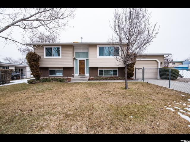 3865 S 7080 W, West Valley City, UT 84128 (#1574925) :: Colemere Realty Associates