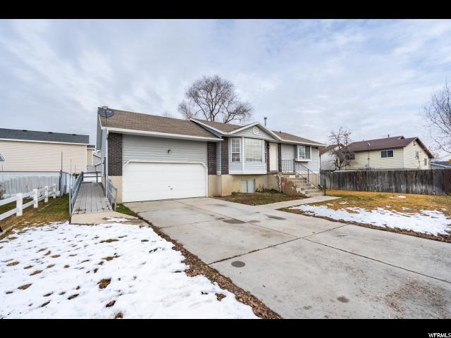 3356 W Tess Ave, West Valley City, UT 84119 (#1574934) :: Red Sign Team