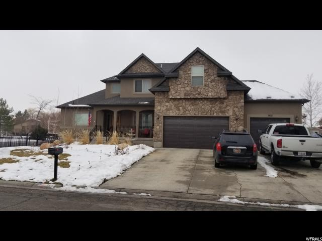 165 Lakeview Dr, Stansbury Park, UT 84074 (MLS #1574983) :: Lawson Real Estate Team - Engel & Völkers