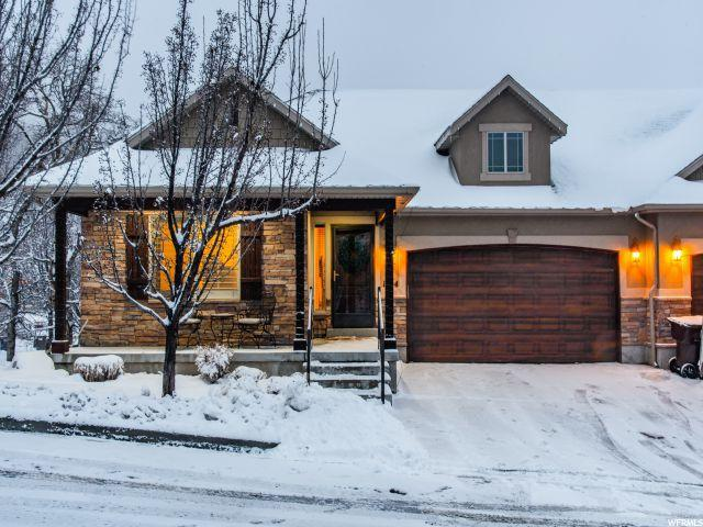 1404 E Meadow Valley Dr., Draper, UT 84020 (#1575002) :: Colemere Realty Associates