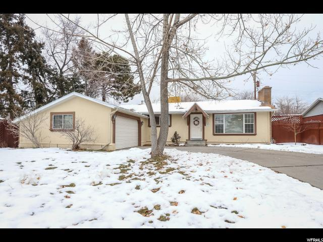 7237 S 2700 E, Cottonwood Heights, UT 84121 (#1575023) :: Colemere Realty Associates