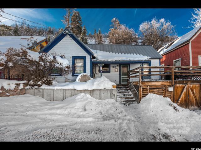 162 Daly Ave, Park City, UT 84060 (#1575036) :: Colemere Realty Associates
