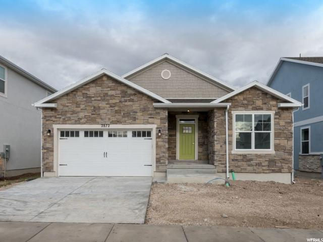 2872 W Nairn Way S, West Jordan, UT 84088 (#1575067) :: Colemere Realty Associates