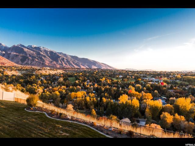 2878 E Elk Horn Ln S, Cottonwood Heights, UT 84093 (#1575070) :: Colemere Realty Associates