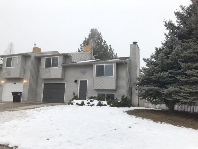 6484 S Purple Sage Dr, West Jordan, UT 84081 (#1575100) :: Colemere Realty Associates